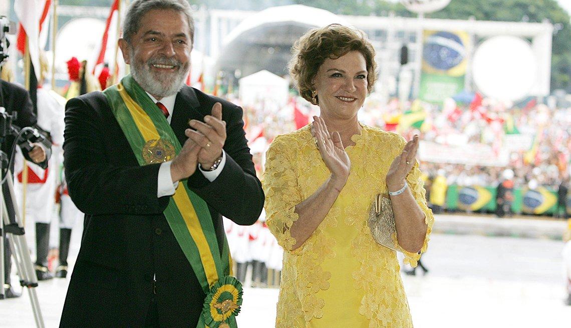 Marisa Letícia Lula da Silva: exprimera dama de Brasil (2003–2010)