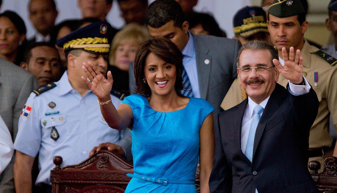 Cándida Montilla de Medina: actual primera dama de República Dominicana
