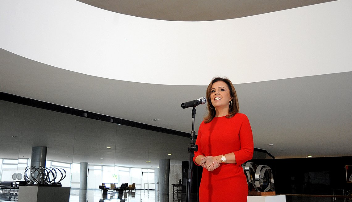 Vanda Guiomar Pignato de Funes: exprimera dama de El Salvador (2009–2014)