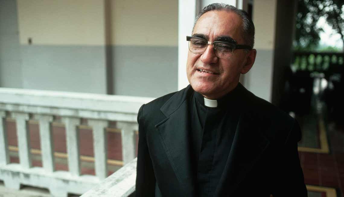 Oscar Romero, arzobispo de El Salvador