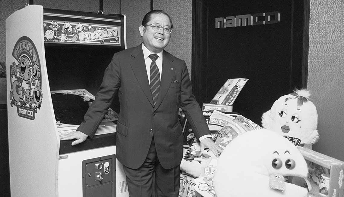 Masaya Nakamura, founder of Namco Ltd.