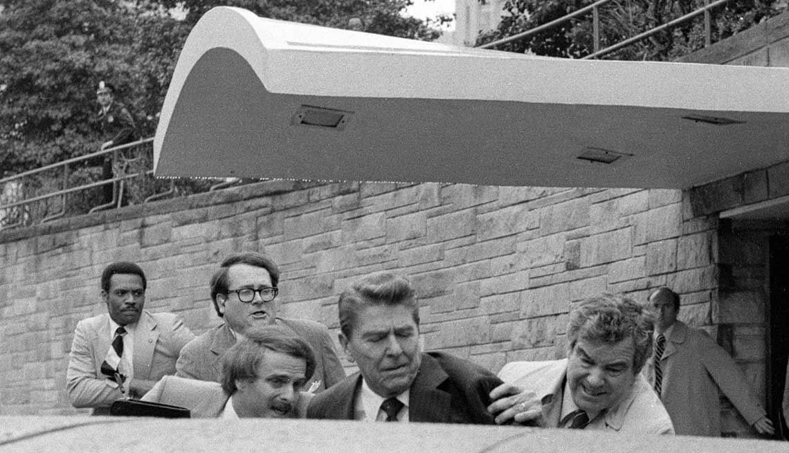 Intento de asesinato contra Ronald Reagan