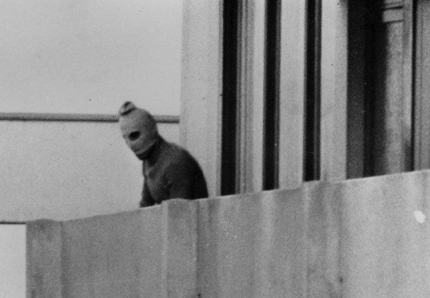 Atacante de la villa olímpica en Munich