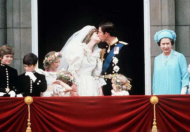 La boda Diana y Carlos de Inglaterra