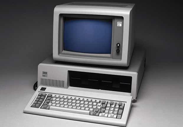 IMB lanza la primera computadora