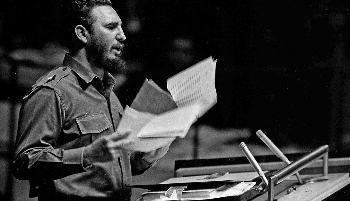 Fidel Castro ante las Naciones Unidas