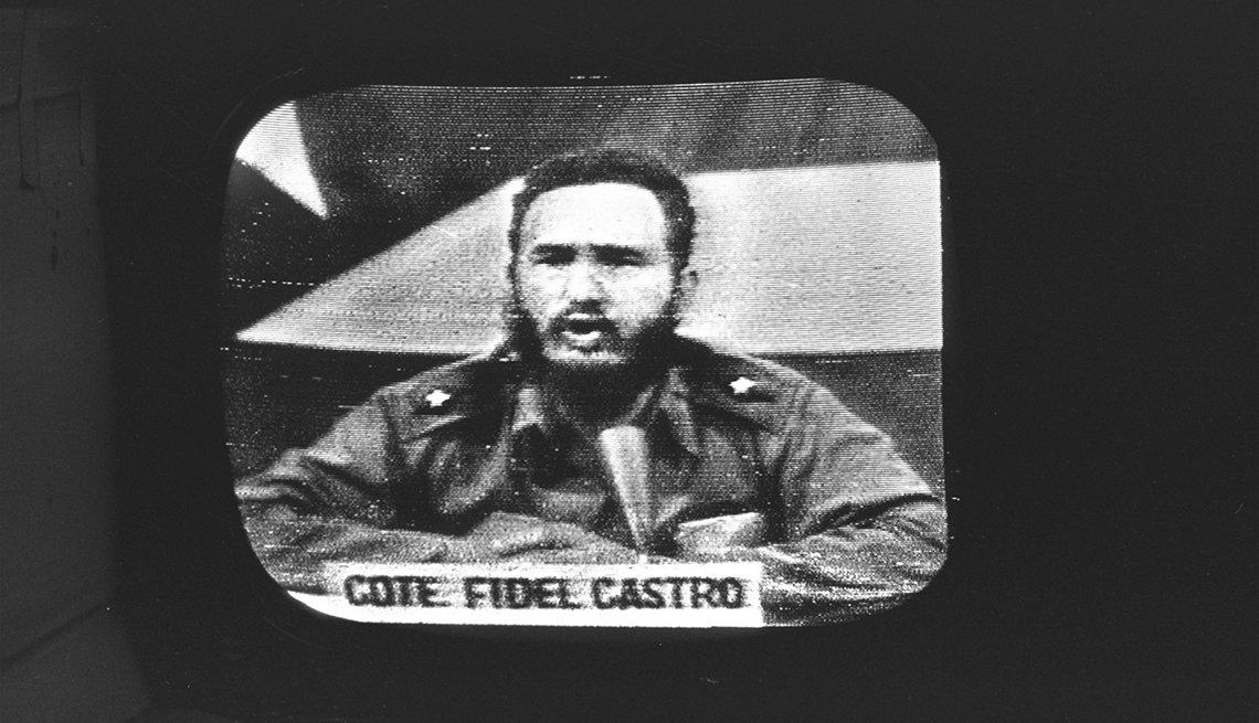 Fidel Castro reacciona a la crisis nuclear entre Estados Unidos y Rusia