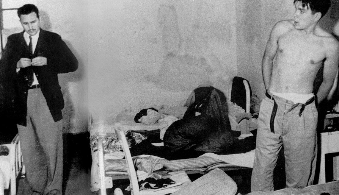 Primer encuentro entre Fidel Castro y el Ché Guevara