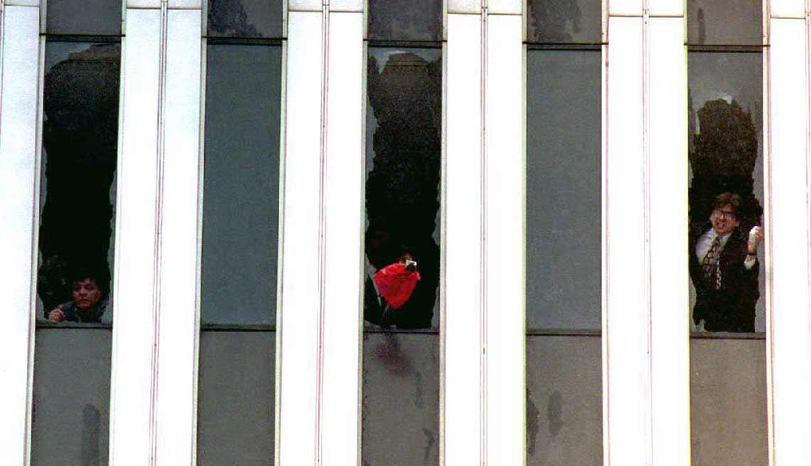 Atentado terrorista en el World Trade Center