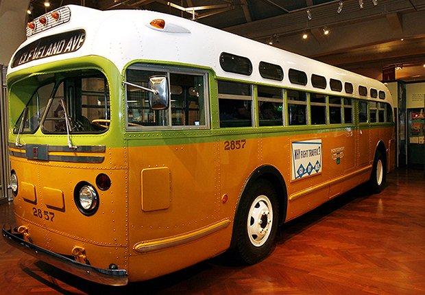 Rosa Parks - Autobús