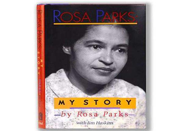 Rosa Parks - Portada de su libro