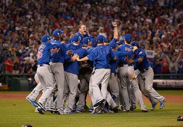 Cubs de Chicago ganan la serie mundial