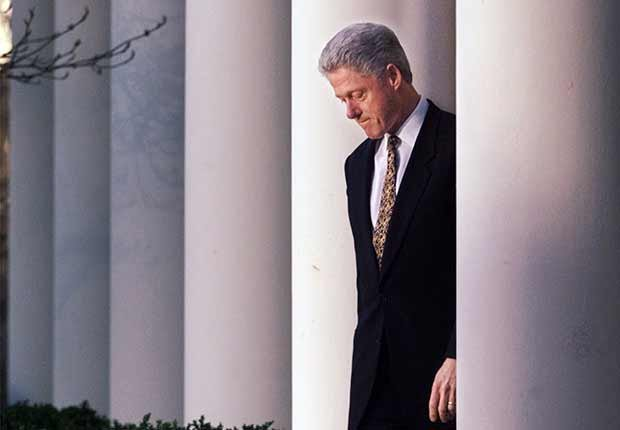 Presidente Bill Clinton