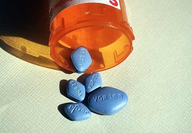 Viagra - Medicamento para la impotencia