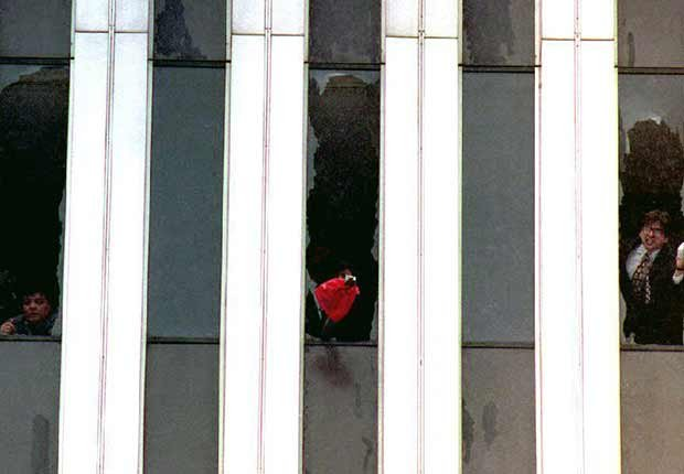 Atentado terrorista en el World Trade Center