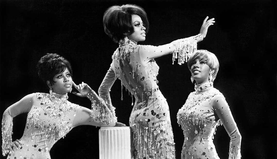 12 R&B Hits Still Applauded 50 Years Later - The Supremes