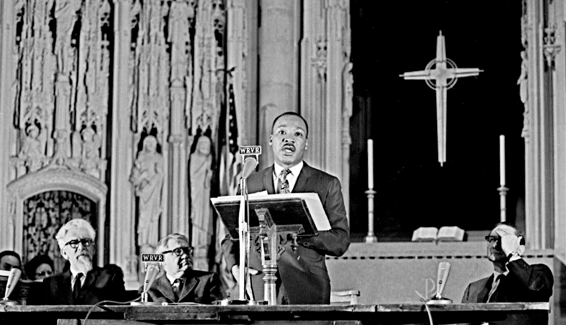 Remembering the Life of Martin Luther King Jr. - Voice Against War