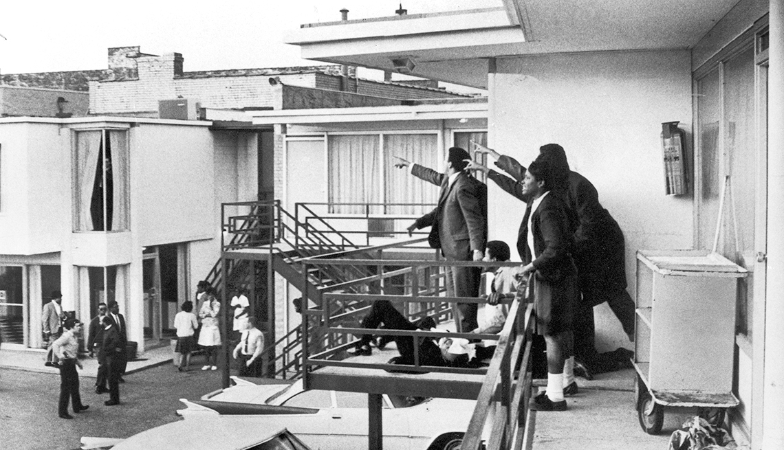 Remembering the Life of Martin Luther King Jr. - Tragedy in Memphis