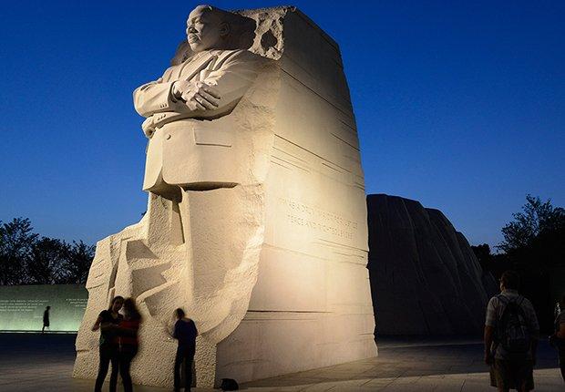 Monumento a Martin Luther King Jr. en Washington, D.C.