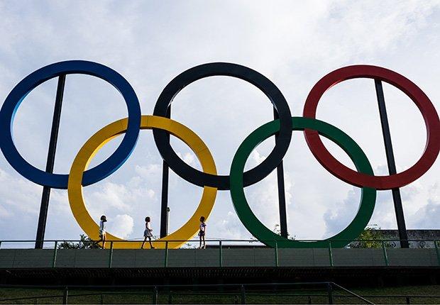 Logo olímpico