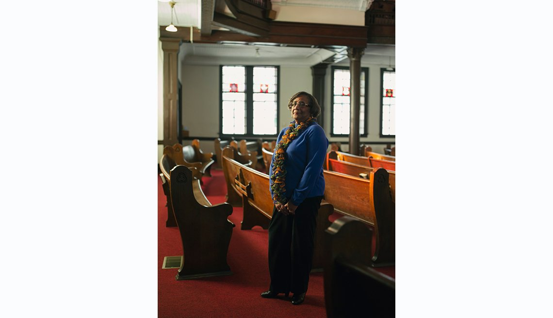 Selma to Montgomery, Dianne Harris