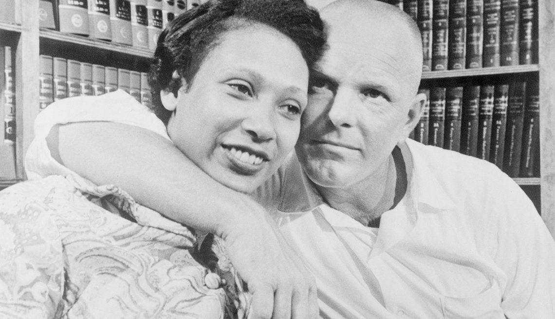 Mildred y Richard Loving