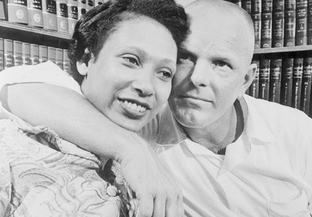 Mildred y Richard Loving