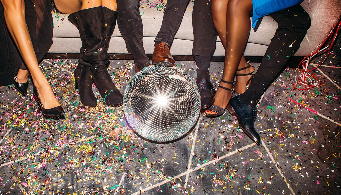How to Throw a Disco Party at Home