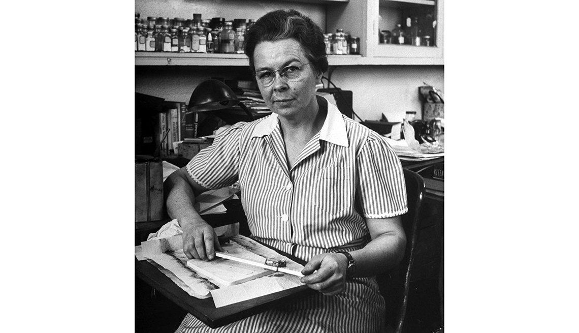 Inventos de mujeres - Katharine B. Blodgett