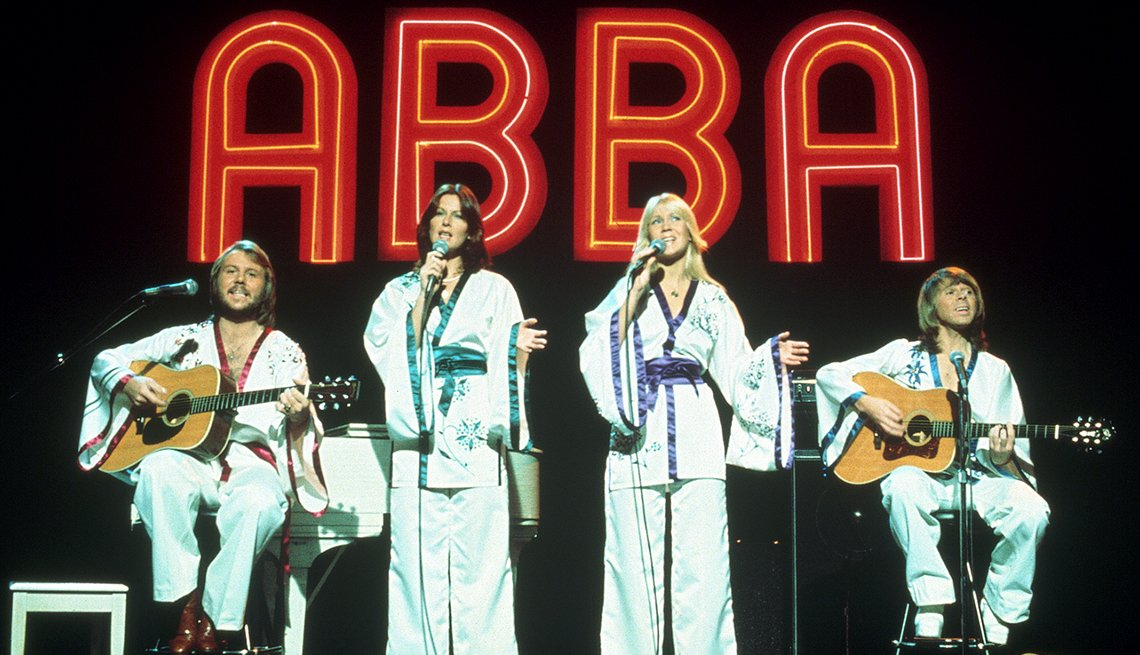 The Icons of Disco - ABBA