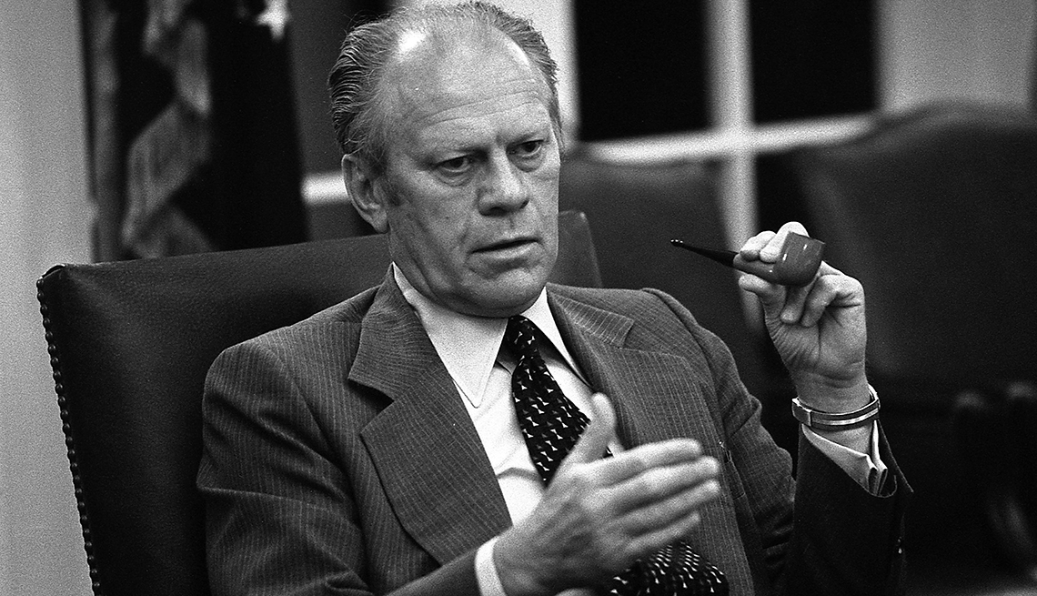 Gerald Ford, Vietnam: The War That Changed Everything