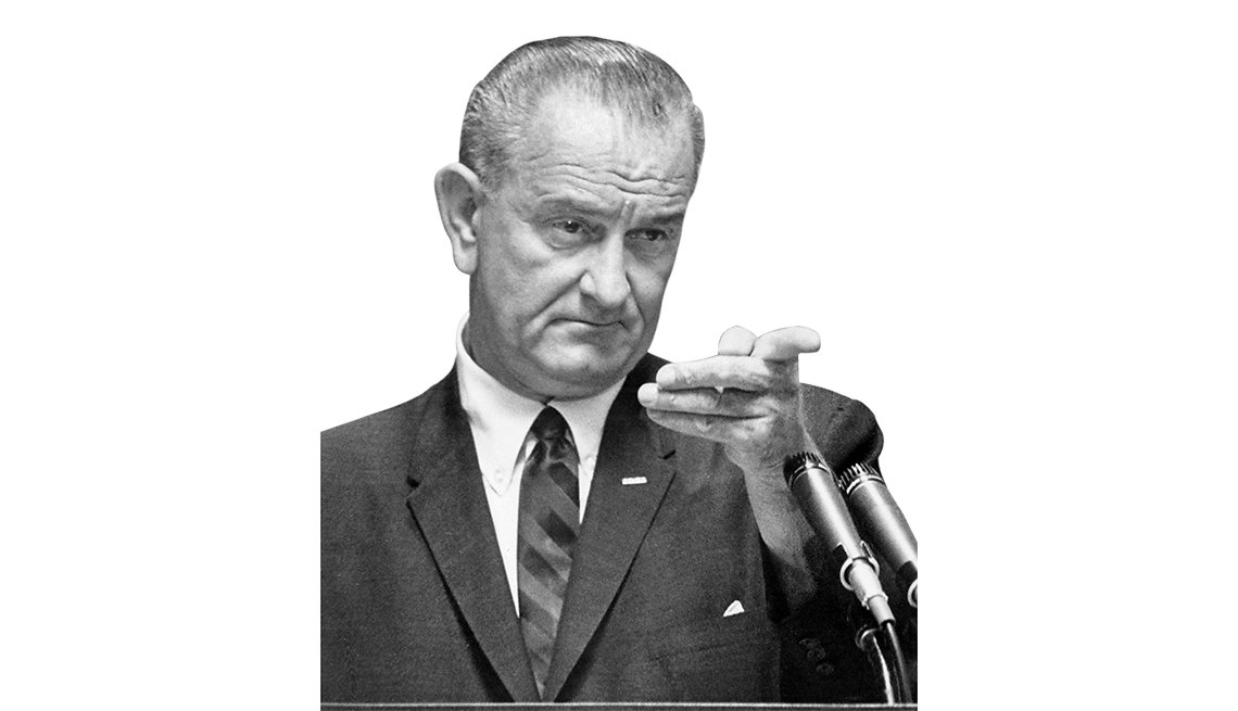 Lyndon B. Johnson, Vietnam: The War That Changed Everything