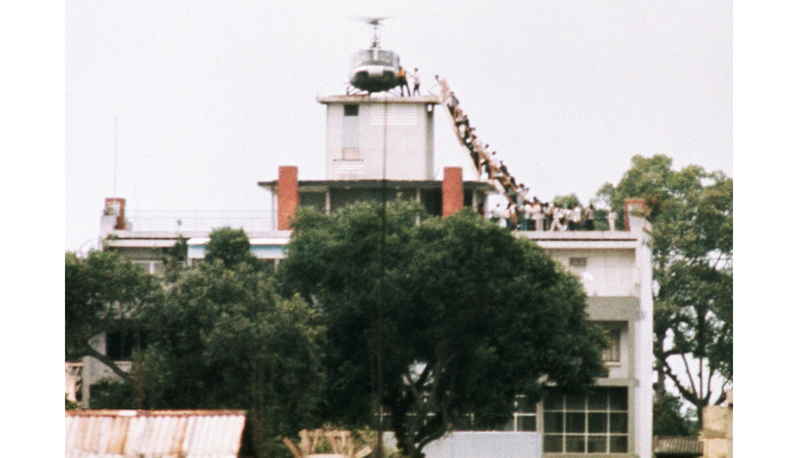 Saigon Evacuation, Vietnam: The War That Changed Everything