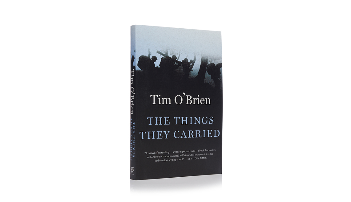 """personalization of war in tim obriens the things they carried """"a true war story is never moral the-things-they-carried, tim-obrien ― tim o'brien, the things they carried."""