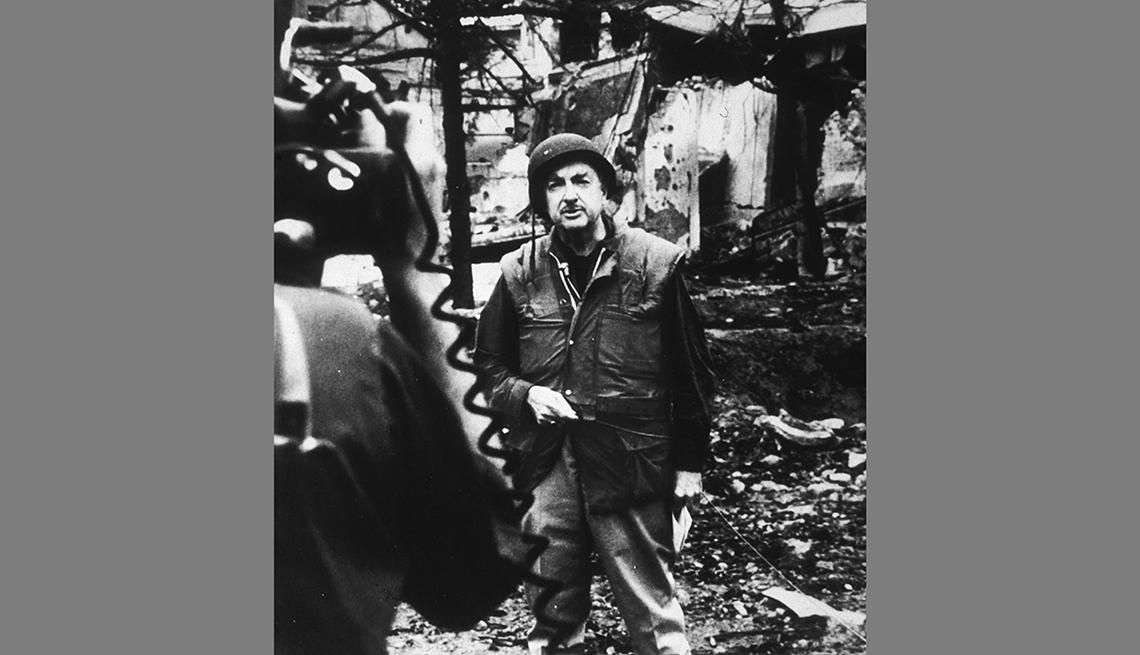 Waltert Cronkite, Vietnam, Vietnam: The War That Changed Everything