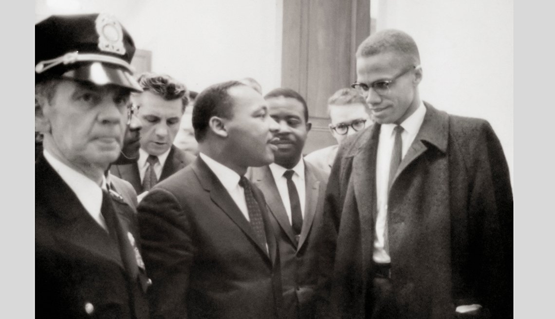 Malcolm X, Martin Luther King Jr., police, The Impact of the Civil Rights Act