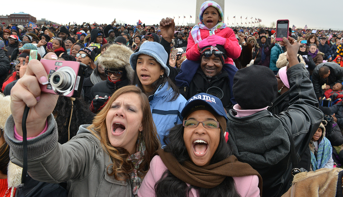 Inauguración del presidente Barack Obama