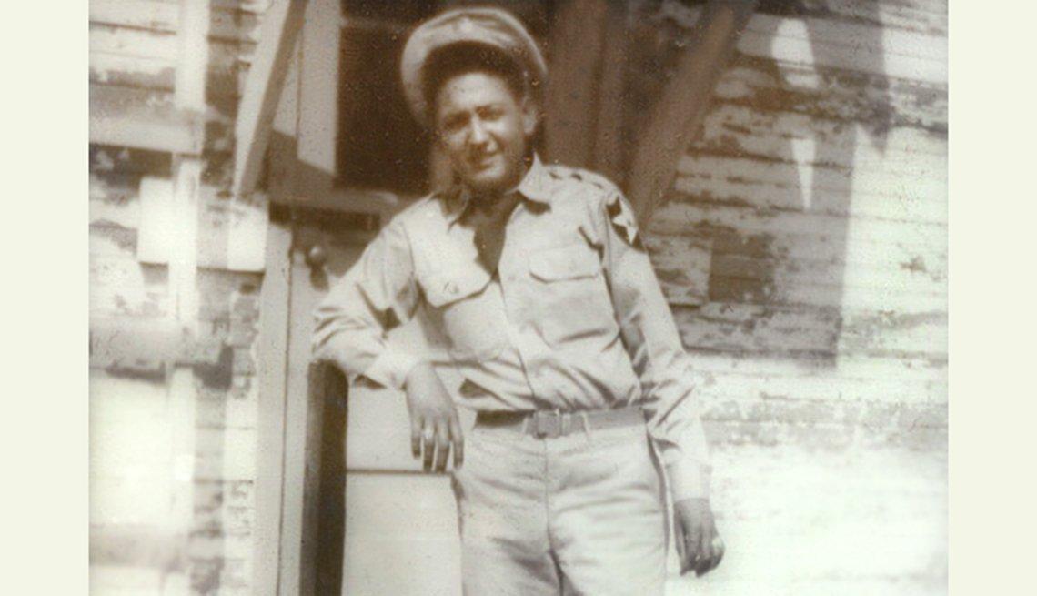 Jose Mares, veterano de la guerra de Korean