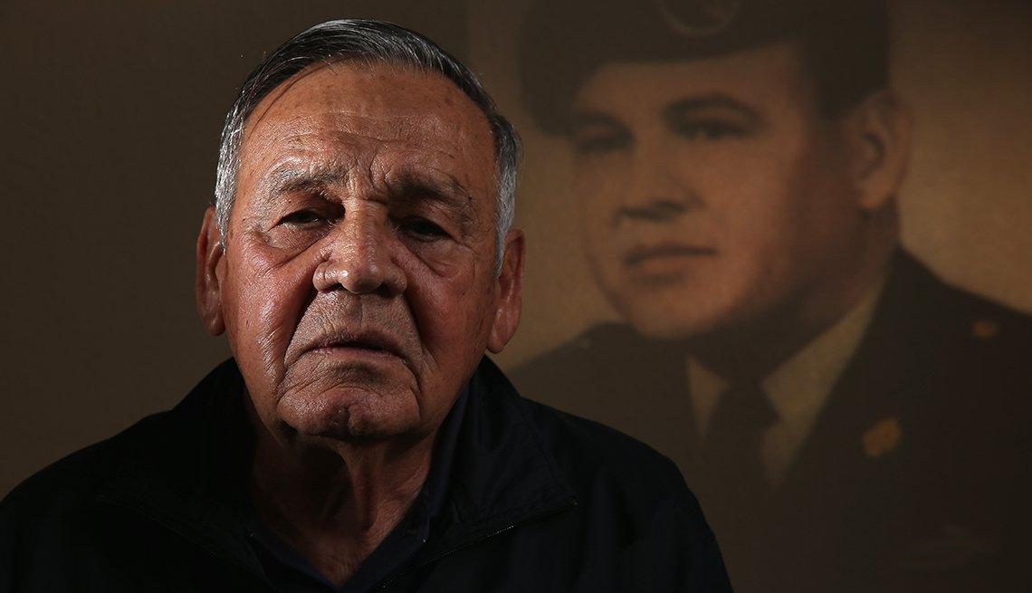 Jose Rodela, recipiente de la medalla de honor de la guerra de Vietnam
