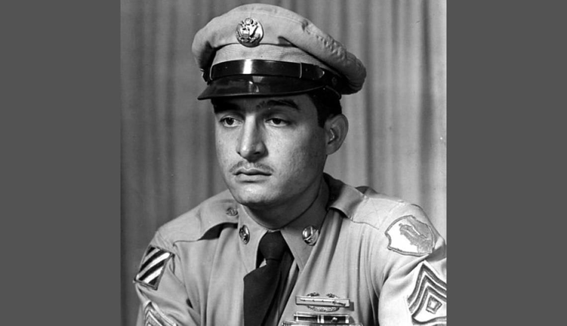 Sgt. Maj. Juan E. Negrón