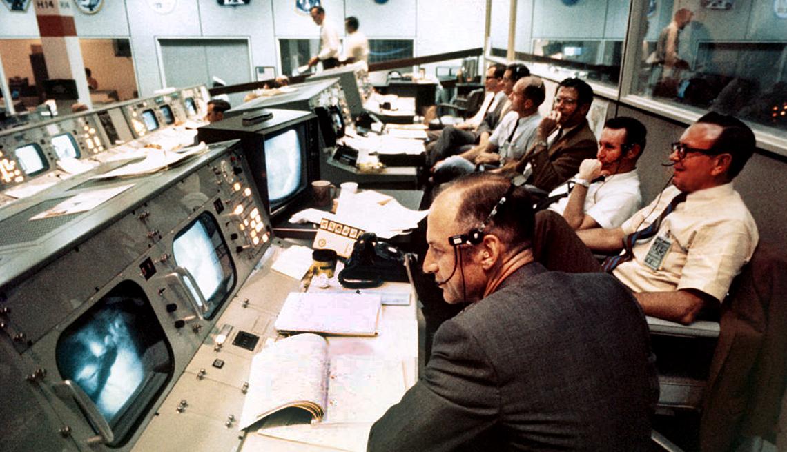 johnson space center apollo 50th - photo #13