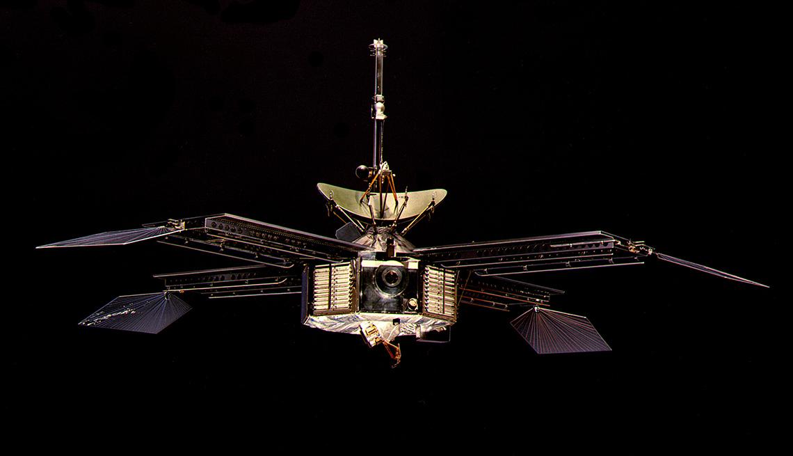 Mariner 4, explorador de Marte