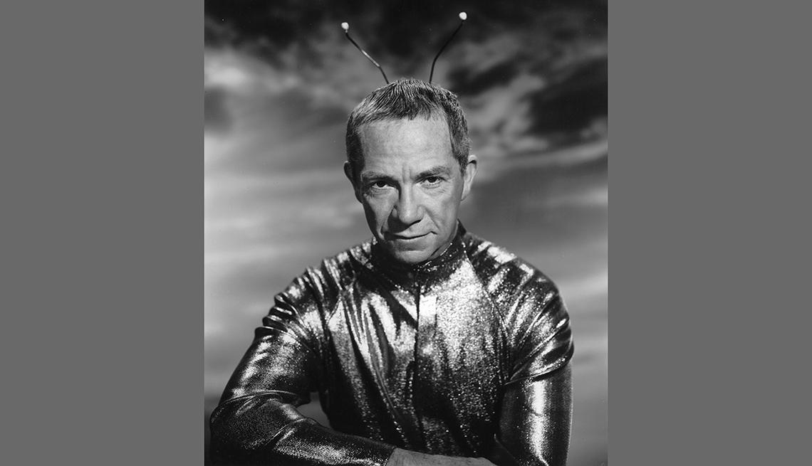 Ray Walston en 'My Favorite Martian'