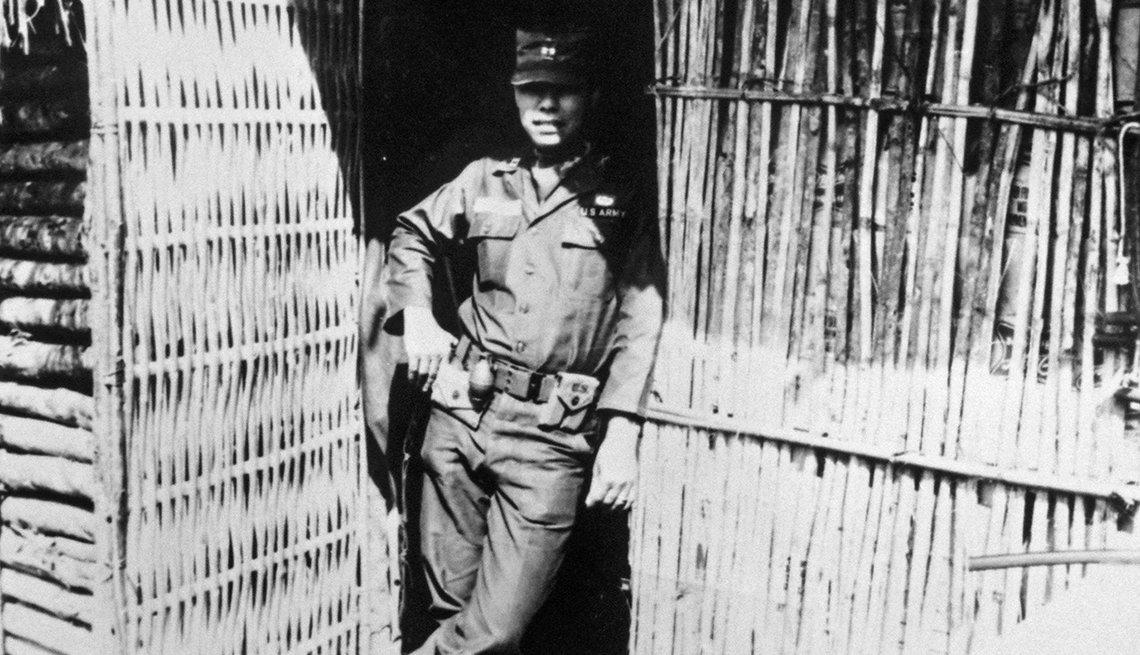 Colin Powell, Chu Lai, Vietnam