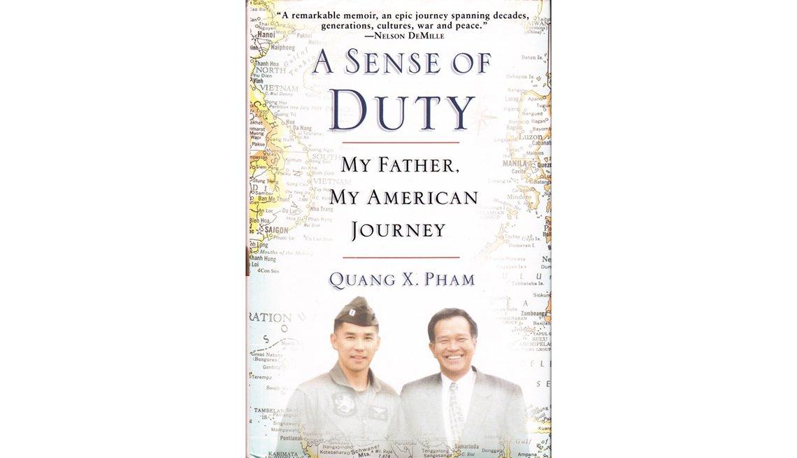 Portada de 'A Sense of Duty', libro de Quang X. Pham