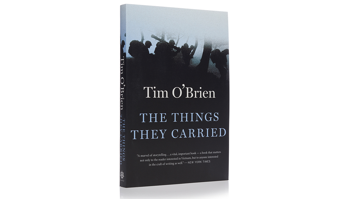 Libro de Tim O'Brien, The Things They Carried