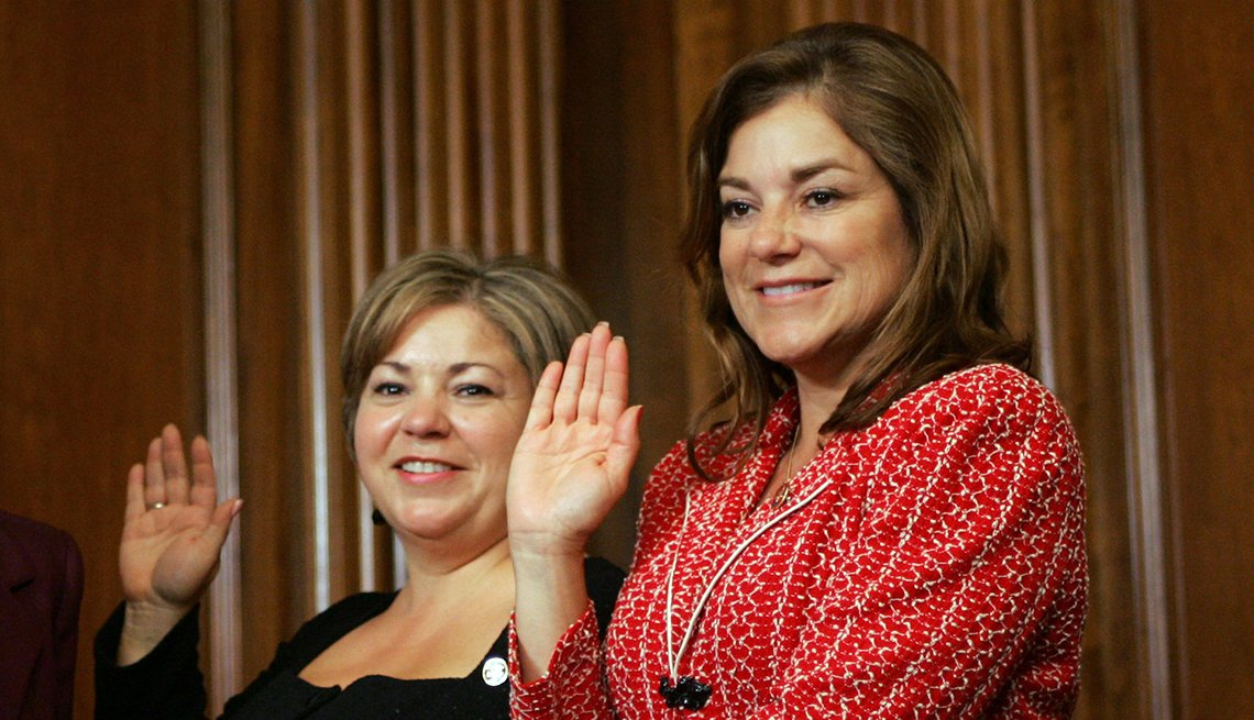 Linda Sanchez y Loretta Sanchez