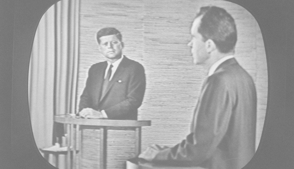 Debate presidencial: Kennedy vs. Nixon