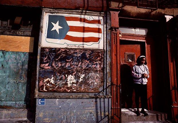 Bandera de Puerto Rico, 1987