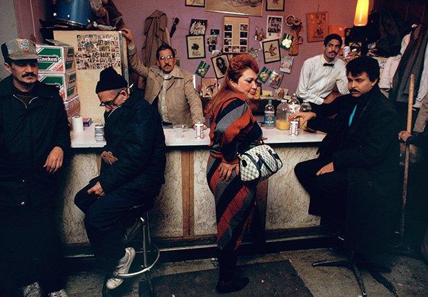 Club social de dómino, 1988